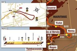 Stage 10: 2007-01-16, Néma to Néma