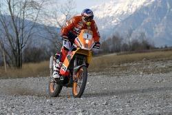 Team Rally Repsol KTM: Marc Coma