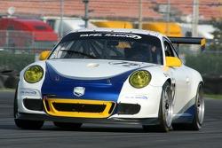 #72 Tafel Racing Porsche GT3 Cup: Andrew Davis, Nathan Swartzbaugh, Robin Liddell, Bryce Miller, Jim Tafel