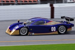 #00 Vision Racing Porsche Crawford: Ed Carpenter, Tomas Scheckter, Tony George, A.J. Foyt IV