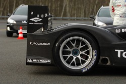 Peugeot 908 HDi FAP: Heckpartie