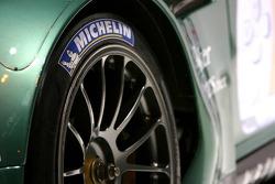 Aston Martin DBR9 Wheel and Michelin tyre