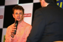 Allan McNish Audi Le Mans driver