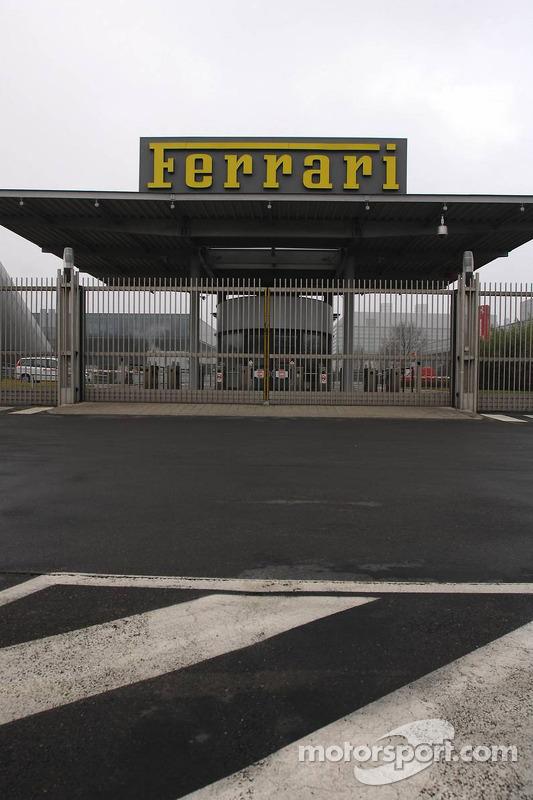 Das Ferrari-Werk
