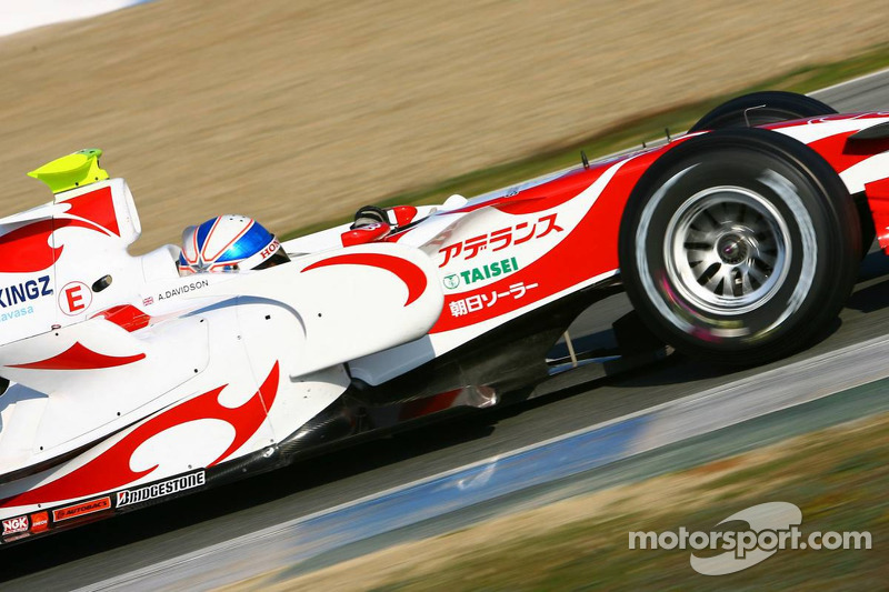 Anthony Davidson