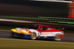#52 Mastercar Ferrari 360GT: Luca Drudi, Gabrio Rosa, Andrea Montermini, Andrea Ceccato, Pier Angelo Masselli