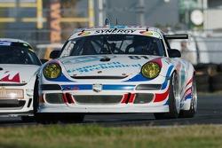 #81 Synergy Racing Porsche GT3 Cup: Steve Johnson, Patrick Huisman, Richard Westbrook, Richard Lietz
