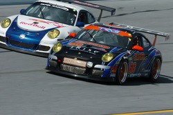 #66 TRG Porsche GT3 Cup: RJ Valentine, Andy Lally, Spencer Pumpelly, Mark Greenberg, Kevin Buckler