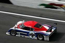 #3 Southard Motorsports Lexus Riley: Shane Lewis, Randy Ruhlman, Graham Rahal, Elliott Forbes-Robinson