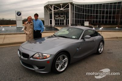 BMW Performance Center, Greer, Caroline du Sud