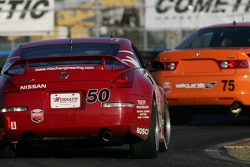 #50 Eastern Competition Promotorsports Nissan 350Z: George Corso, Nick Riefner