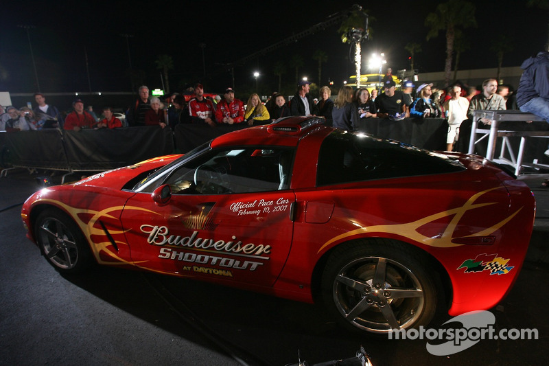 Use Shootout Car In Daytona