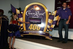 Crown Royal 'Your Name Here 400' contest: Jamie McMurray