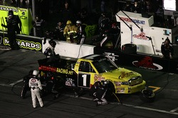 Pitstop for Aaron Fike