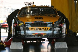 The DeWalt Ford at tech inspection