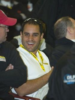 Drivers meeting: Juan Pablo Montoya