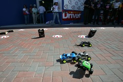 Raybestos Rookie RC Challenge 2007: more bump drafting