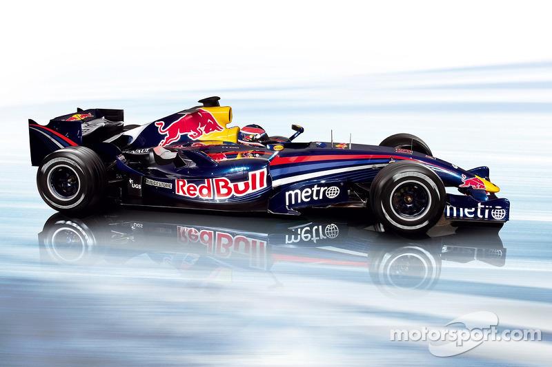 El Red Bull Racing RB3 2007