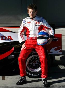 Anthony Davidson, Super Aguri F1 Team, Super Aguri F1 Team, SA07, Launch