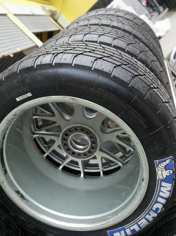Michelin wet tires