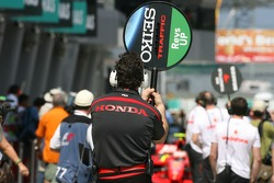 Honda Racing F1 Team, personnel