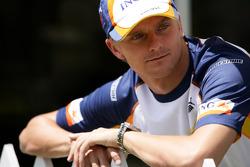 Хейкки Ковалайнен, Renault F1 Team