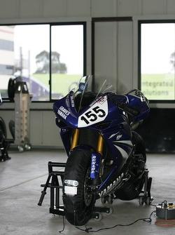 Eric Bostrom's bike