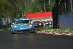 #77 Team Felbermayr Proton Porsche 997 GT3 RSR: Marc Lieb, Xavier Pompidou