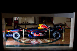 Red Bull Racing Showcar in Columbia