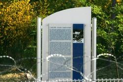 Jim Clark memorial board