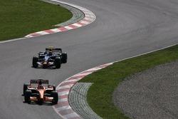 Christijan Albers, Spyker F1 Team, Mark Webber, Red Bull Racing