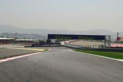 Circuit de Catalunya track walk
