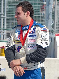 Second place Dan DiLeo