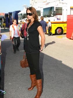Jennie Raikkonen, Wife of Kimi Raikkonen
