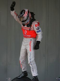 Third place Fernando Alonso