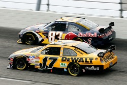 Matt Kenseth y Brian Vickers