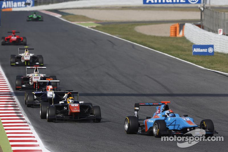 Ralph Boschung, Jenzer Motorsport and Artur Janosz, Trident