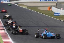 Ralph Boschung, Jenzer Motorsport, und Artur Janosz, Trident