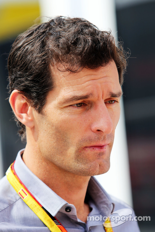 Mark Webber, Porsche Team, WEC