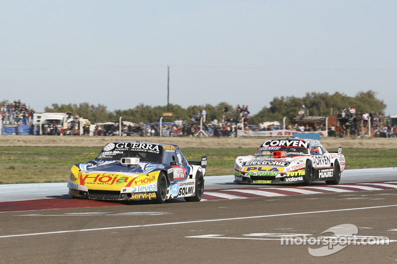 Luis Jose di Palma, Indecar Racing, Torino, und Juan Marcos Angelini, UR Racing, Dodge