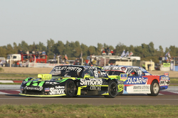 Mauro Giallombardo, Maquin Parts Racing, Ford, und Matias Rodriguez, UR Racing, Dodge