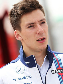 Alex Lynn, Williams Development Driver