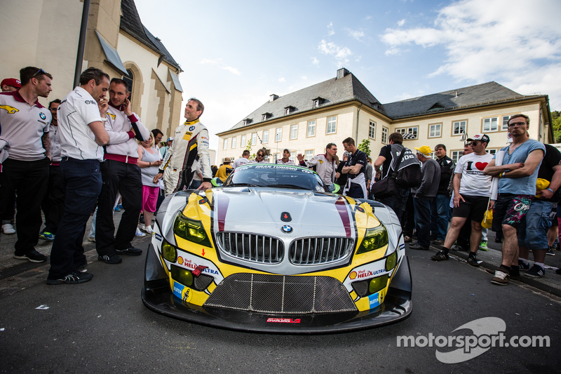 #26 Marc VDS Racing, BMW Z4 GT3