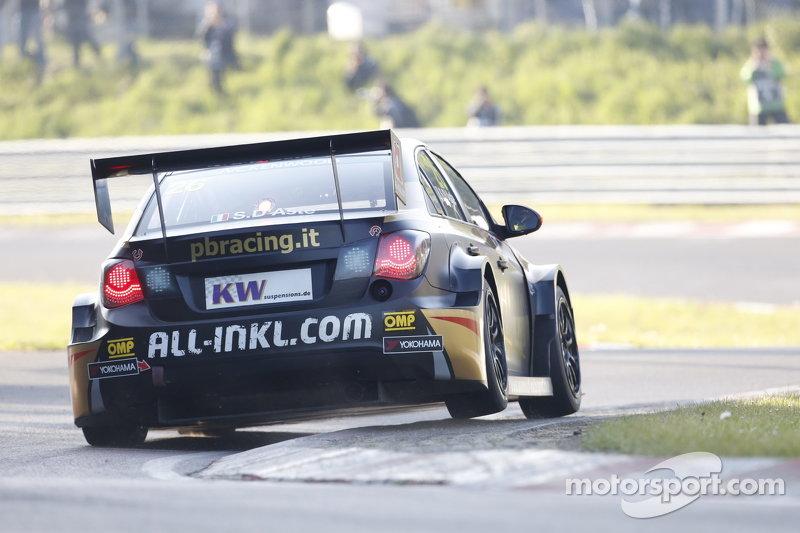 Stefano D'Aste, Chevrolet RML Cruze, ALL-INKL_COM Münnich Motorsport