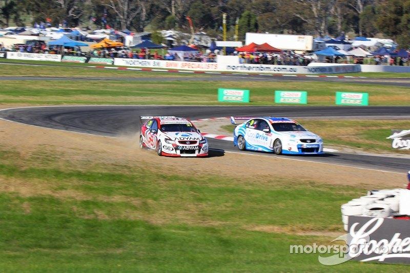 Dale Wood, Brad Jones Racing, Holden, mit Abflug