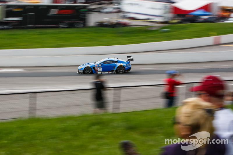 #7 TRG-AMR Aston Martin Vantage GT3: Крістіна Нільсен