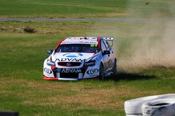 Dale Wood, Brad Jones Racing Holden di luar trek