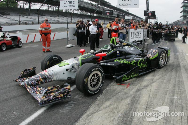 Townsend Bell, Dreyer und Reinbold Racing, Chevrolet