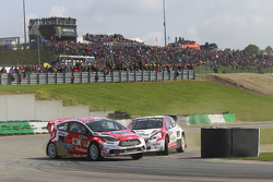Reinis Nitiss, Ford Olsbergs MSE Fiesta ST Supercar