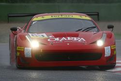 #63 AF Corse, Ferrari F458 Italia GT3: Gianluca Roda, Ilya Melnikov, Marco Cioci